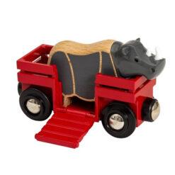 neushoorn wagon