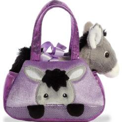peek-a-boo donkey