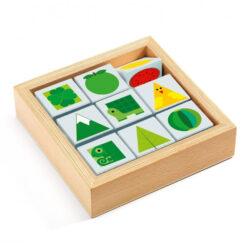 puzzel Tri Basic