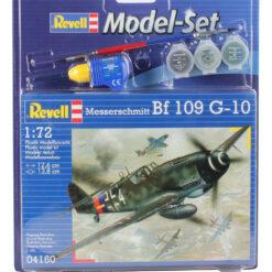 revell model BF 109 g-10