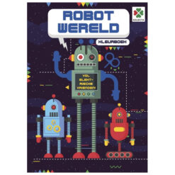 robot wereld kleurboek