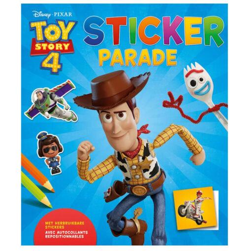 stickerparade toy story 4