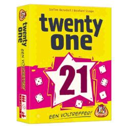 dobbelspel twenty one
