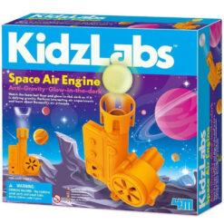4M Kidzlabs Luchtruim Motor