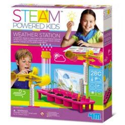 4M Steam Powered Girls Weerstation