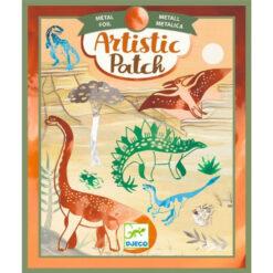 Artistic Patch dinosaurussen