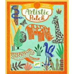 Artistic Patch wilde dieren