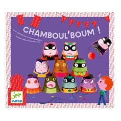 Chamboul boum - blik gooien