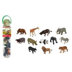 Collecta Set 12 Mini Wilde Dieren