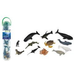 Collecta set B met 12 mini Zeedieren