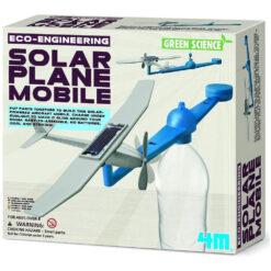 Eco-Engineering Solar Plane Mobiel