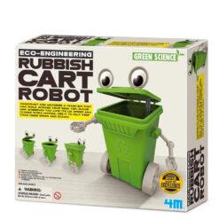 Eco Engineering Afvalbak Robot