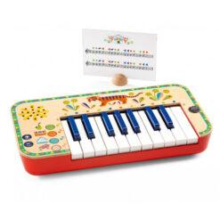 Elektrische Piano - Synthesizer