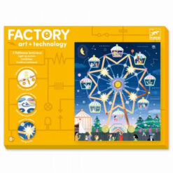 Factory hoog in de lucht