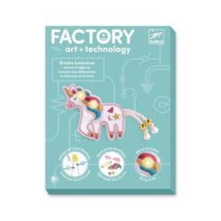 Factory lieve eenhoorn