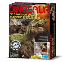 Graaf-Je-Dinosaurus-OpTyrannosaurusRex