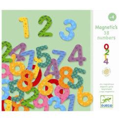 Magnetische 38 numbers