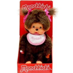 Monchhichi twin tail girl