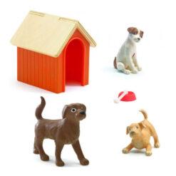Poppenhuis de honden