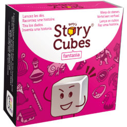 Rory's story cubes fantasie