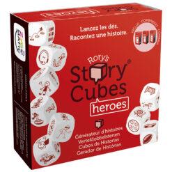 Rory's story cubes hero's