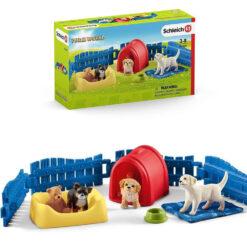 Schleich puppy Honden