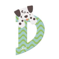 Sevi letter D