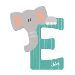 Sevi letter E