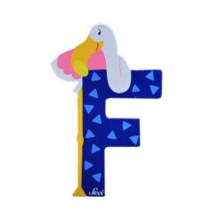 Sevi letter F