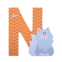 Sevi letter N