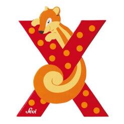 Sevi letter X