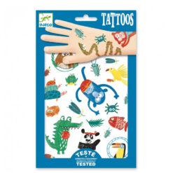 Snuiten tattoos