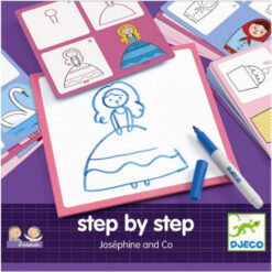 Step by step Joséphine and Co