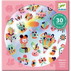 Stickers regenboog