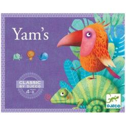 Yam's junior Yathzee
