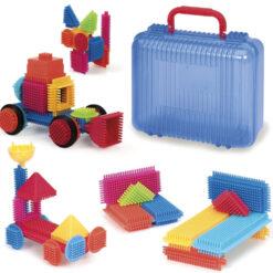 bristle blocks 50 koffer