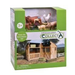 collecta boerderij set met dieren