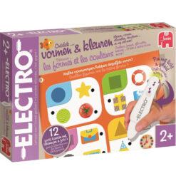 electro vormen en kleuren