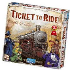 ticket to ride English version