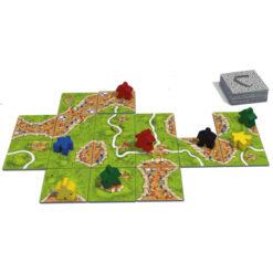 Carcassonne basis spel