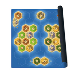 Catan playmat Scenario islands