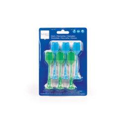 Darts Blauw - Groen 6 Stuks
