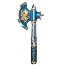 LIONTOUCH Edele ridder, bijl (blauw)
