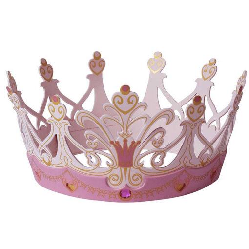 Liontouch Koningin Roos kroon