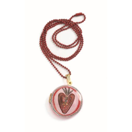 Lovely Surprise hart ketting