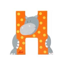 Sevi letter H