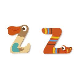 Sevi letter Z