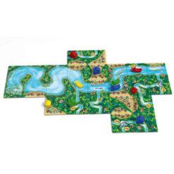 Zelfstandig spel Carcassonne Amazone