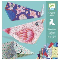 eenvoudige origami