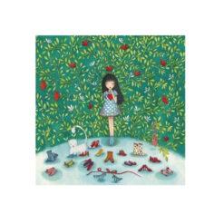 kaart secret garden